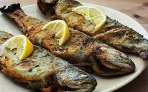 Recette Maquereaux grillés à la méditerranéenne