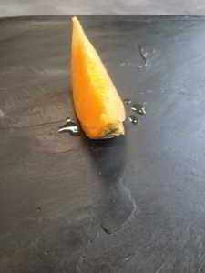 Recette assiette melon et jambon de parme - étape 2