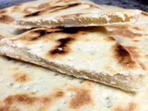 Recette Galette de pain de Kabylie