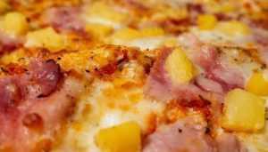 Recette Pizza des îles