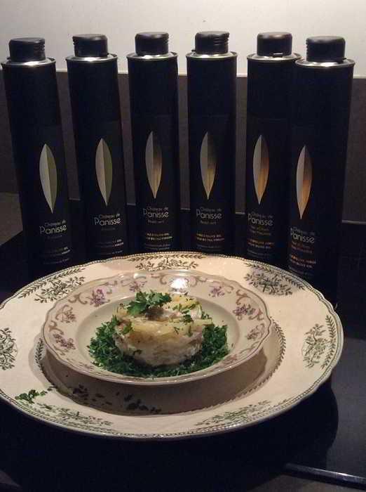 Chateau Panisse la Provence en bouteille