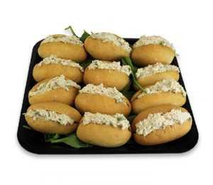Recette Petits sandwichs farcis au jambon