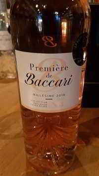 Première de Baccari Cuvée Rosé