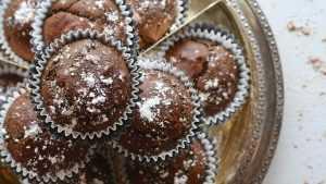 Recette Gâteau léger au chocolat et au sésame
