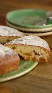 Recette Gâteau au yaourt aux fruits secs