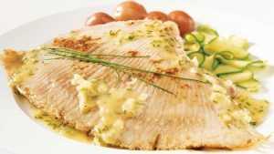 Recette Beurre nantais pour poissons