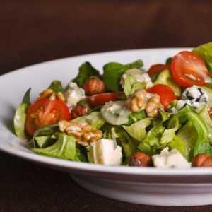 Recette Salade d'automne des colocataires