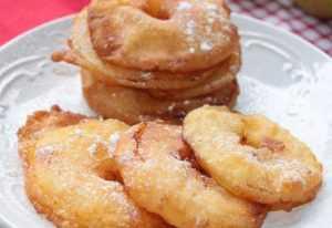 Recette Beignets de pomme de papi
