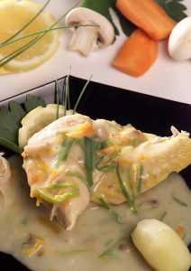 Recette Waterzoï de poulet au genièvre