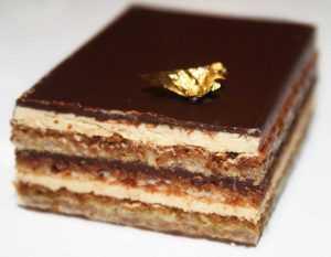 Recette Gâteau sans cuisson à la crème au chocolat