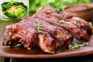 Recette Travers de porc à la charolaise