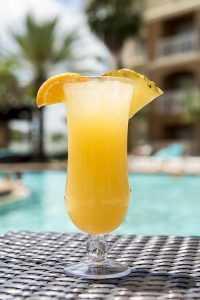 Recette Cocktail Baiser des îles