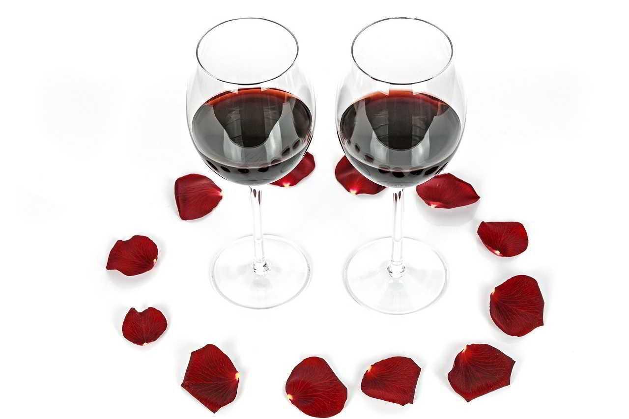 La Saint-Valentin, menu et recettes des amoureux