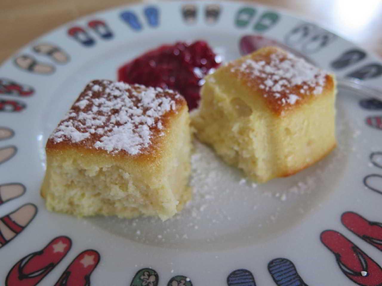 Recette Cake noix de coco ultra léger