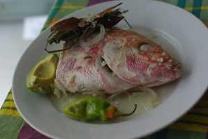 Recette Blaff de poissons des Antilles