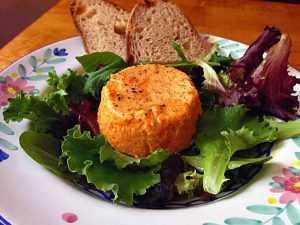 Recette Flan de carottes aux dés de jambon