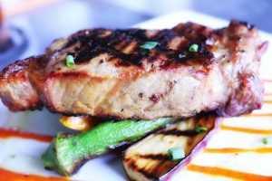 Recette Thon grillé marinade méditerranéenne
