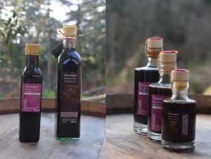Vinaigre balsamique ardéchois
