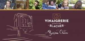 Vinaigrerie balsamique Domaine Blacher