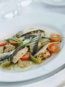 Recette Filets de sardines marinés