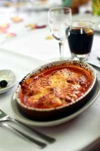 Recette Lasagnes au four