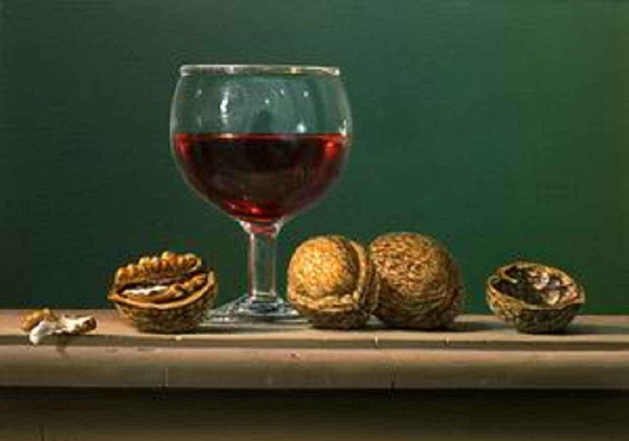 Recette Vin de noix aux épices