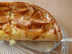 Recette Tarte créole aux pommes