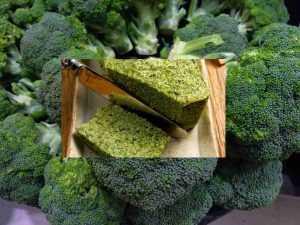 Recette Terrine de brocoli