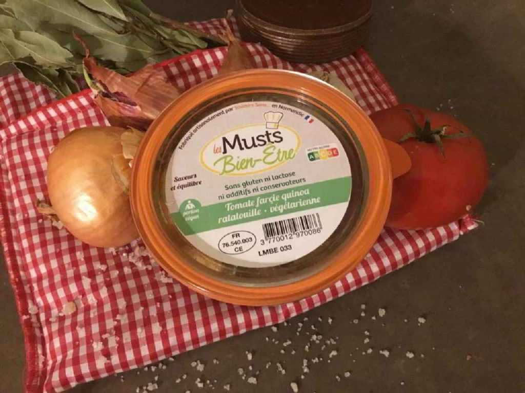 Tomate farcie ratatouille-quinoa-ratatouille, Les musts Bien-être