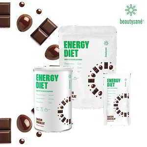 Energie-Diet saveur chocolat pour fondant au chocolat