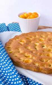 Recette Gâteau au yaourt et aux mirabelles
