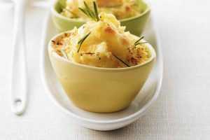 Recette Gratin de chou-fleur et pomme de terre