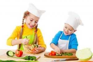 Recette de cuisine pour les enfants