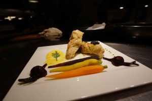 Recette Filet d'Esturgeon sauce beurre blanc des bords de L'Isle