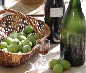 Recette Vin de noix d'Elvire