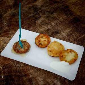 Recette Beignets de fromage blanc ou syrniki