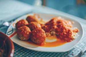 Recette Boulettes surprises à la mozzarella