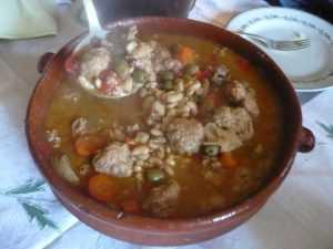 Recette boles de picolat, boulettes de viande du Roussillon