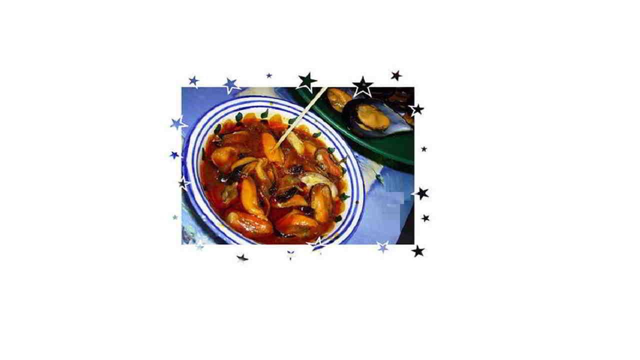 Recette Moules sauce piquante