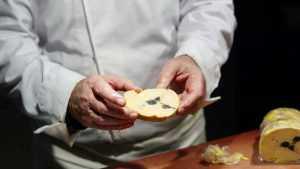 Recette Foie gras au caviar