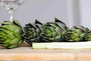 Recette aspics d'artichauts aux olives