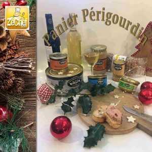 Panier Périgord Spécial Noel sur Zechef