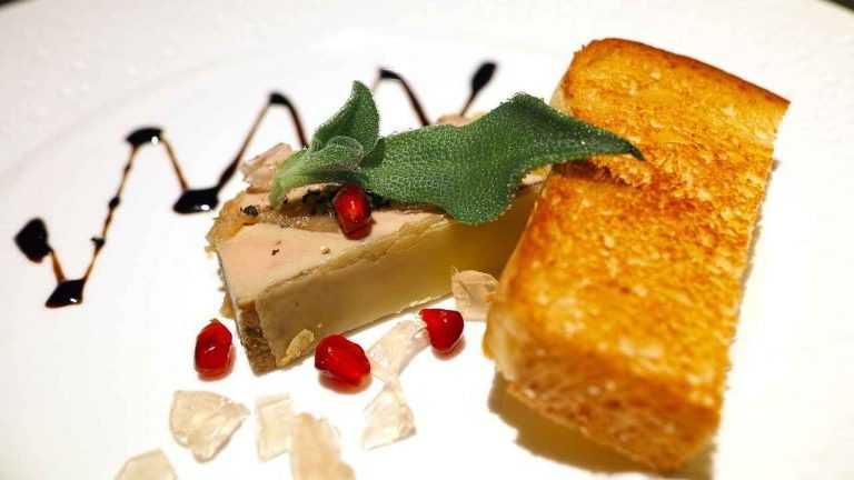 Comment servir le foie gras en terrine