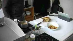 Recette Poulet Sauce suprême aux oignons