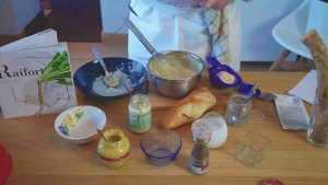 Recette Crème au raifort d'Alsace