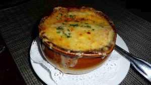Recette Soupe à l'oignon de tradition