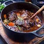 Civet de porc noir de Bigorre