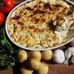 Recette Flan de pommes de terre à la crème